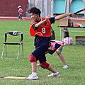 97年榮耀盃樂樂棒球錦標賽亞軍精彩照
