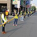 3月22日協助新營區公所辦理2014小小奧林匹克幼兒運動會安全協護工作