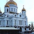 2016 俄羅斯-耶穌救世主大教堂