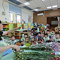 106-2小藍鵲第十三週快樂一夏插花活動
