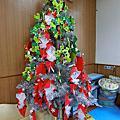 107-1小藍鵲第十七週 節慶嘉年華─我們的聖誕樹