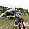 2017年02月25日  228連假知本山莊露營一