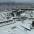 兩個人的北海道訪雪之旅附加東京二日/DAY3-1函館五稜郭