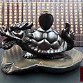 黑檀龍龜(倒香流)