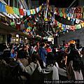 05藏族人家吃晚餐