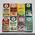 2017-08-24 斯里蘭卡MlesnA 8 Assorted Tea Cartons 110g  560斯里蘭卡盧比-A Chinese Green Tea(20g)