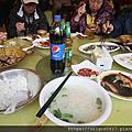 01 前往龍虎山,先吃午餐,有板栗燒雞肉&上清白豆腐