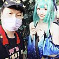 2021-05-01 台北PF34 亞洲動漫創作展第一天 COSER