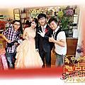 2013.5.19 明儒 & 瓔儀(結婚之囍平面動態攝影紀錄)