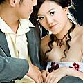 愛的婚紗照