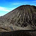 爪哇--泗水,波摩火山