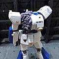Robot魂 鋼彈NT-1 + 巴尼薩克FZ