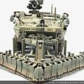 M1132 Stryker SMP史崔克工兵車路面掃雷型