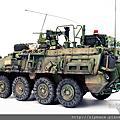 Stryker M1135 NBCRV