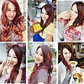 Bon Bon Hair*打造柔美艷夏髮色,染髮,漂色