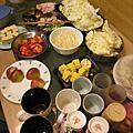 20091219.肉家吃火鍋!