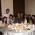 2007-08-24 黃狗當兵吃飯聚餐