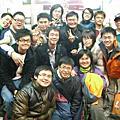 2008-1-17 紀老大離職前的聚餐