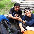 Day9_0K工寮→岳王亭 & 下山後回望走過的稜線
