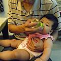 2009.08 洗澎澎