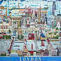 第100拼-Ravensburger<London Skyline>(1000pcs)