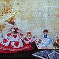 韓拼Indigo<Alice in wonderland>(500pcs)