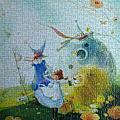 韓拼Indigo<The Wizard of Oz>(500pcs)