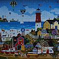 韓拼Bien Puzzle<The Cope Milford Lighthouse>(1000pcs)