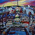 木拼Liberty Puzzles<April in Paris>(509pcs)