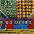 雷諾瓦<幾米-童話列車>(長型1000pcs)
