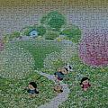 Epoch<わらべの春/小孩的春天>(300pcs)