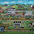 MasterPieces<Moline Illinois Home of John Deere>(1000pcs)