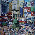Ravensburger<London-Piccadilly Circus>(1000pcs)