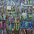 Ravensburger<The Bizarre Bookshop>(1000pcs)