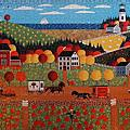 Lafayette Puzzle Factory<Pumpkin Bay>(1000pcs)