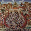 韓拼Puzzle Life<Rome>(1000pcs)