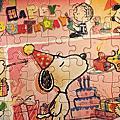 雷諾瓦<史努比-生日派對>(54pcs)