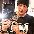 彭思齊 義式咖啡師