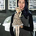 黃映菊 人形師