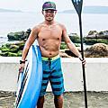 范森 立式單槳衝浪板教練