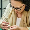費歐娜 袖珍模型藝術家