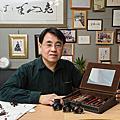 黃仁勝 鋼筆收藏家
