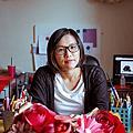 王莉陵 LI PaPer ART紙雕藝術工房創辦人