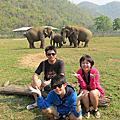 2015Feb帶著二寶遊清邁曼谷