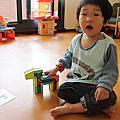 Qbi益智磁吸軌道玩具