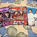 二手日文雜誌