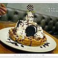 2015/9/19黑浮咖啡(高雄食記)