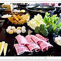 2016/11/19 御品川麻辣鍋(台南食記)
