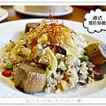 2017/4/9柚子樹健康蔬食料理(高雄食記)