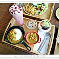 2017/6/24媚力泊咖啡(高雄食記)